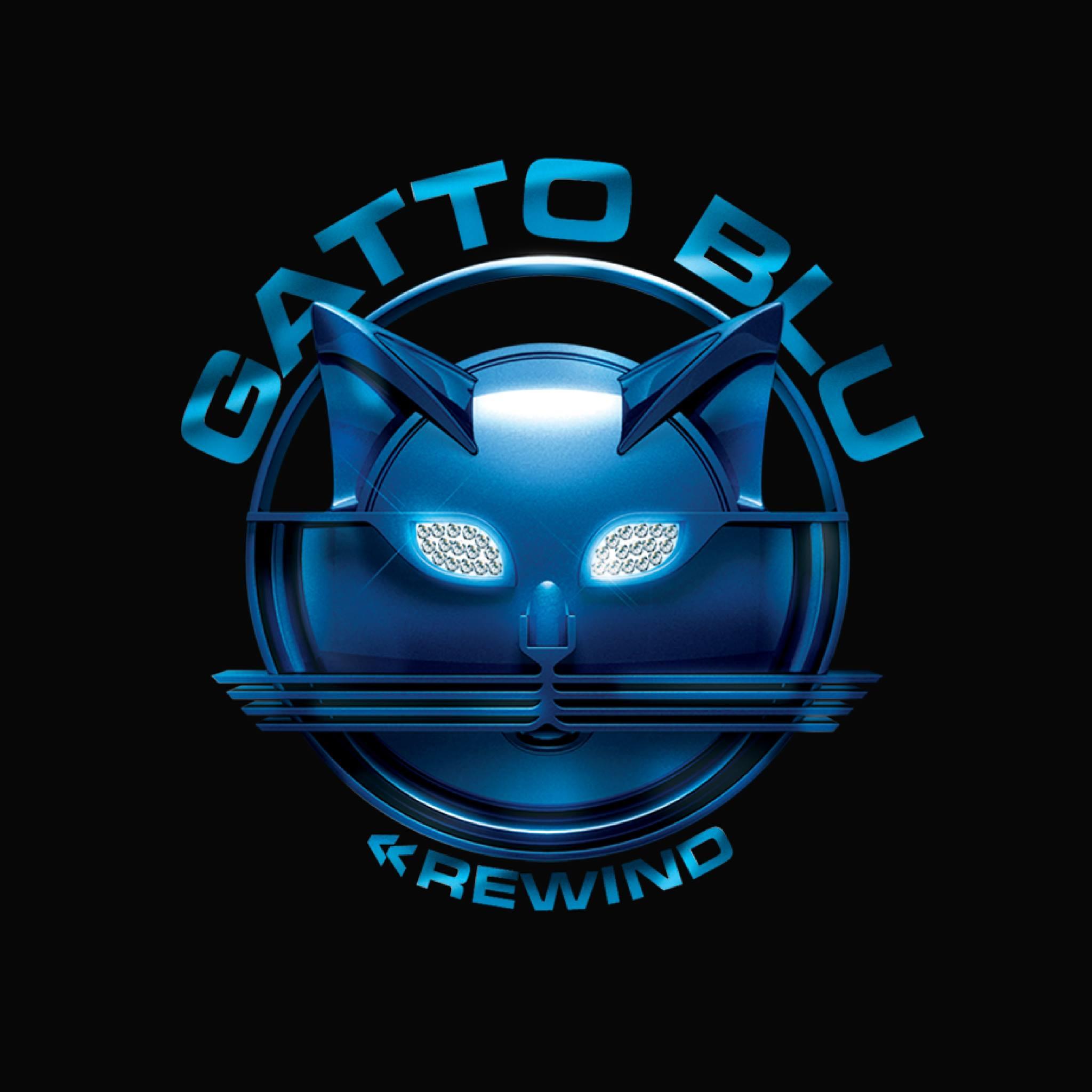 Glitter al Gatto Blu