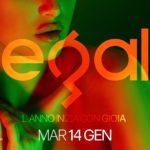 L'anno inizia con gioia Le Gall discoteca