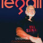 Claudio Di Rocco guest dj Le Gall Porto San Giorgio