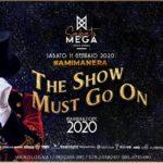 The Show Must Go On Megà Disco Dinner Pescara