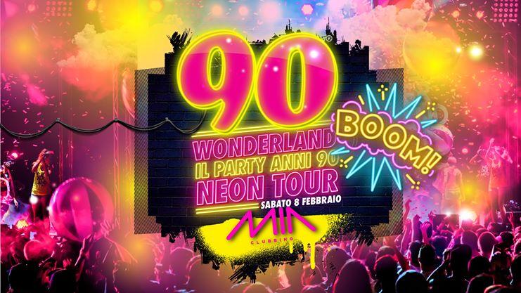 Mia Discoteca Porto Recanati 90 Wonderland