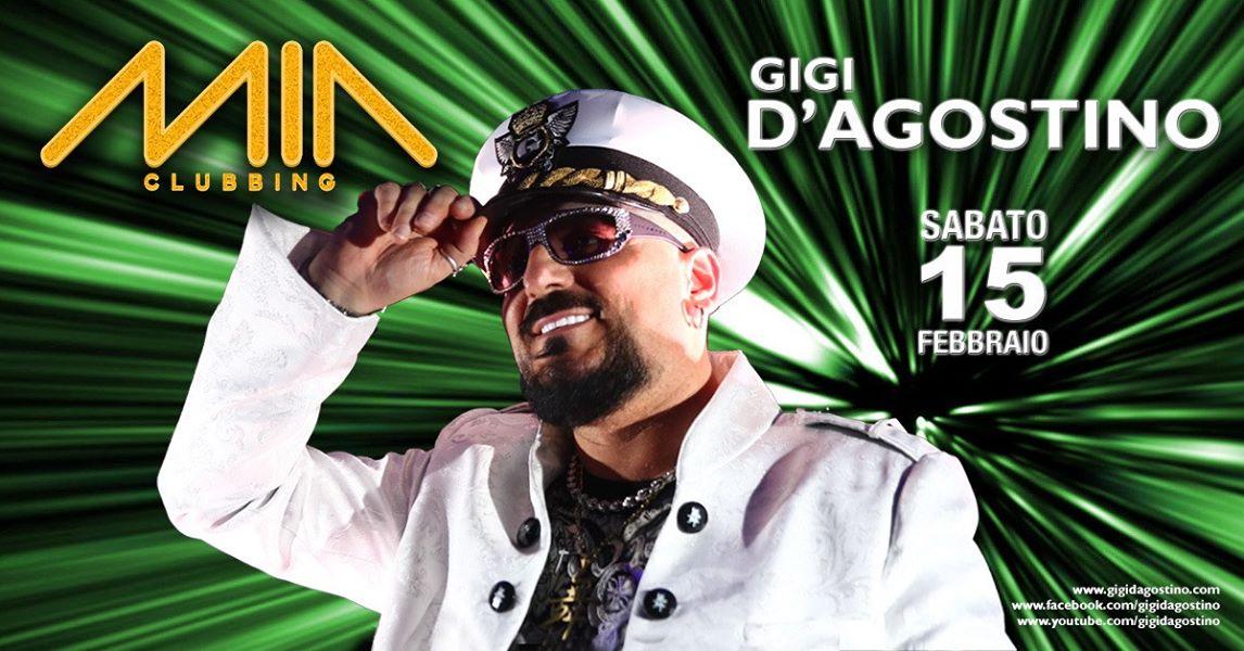 Gigi D'Agostino guest dj Mia Clubbing Porto Recanati