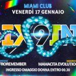 6ix9ine Miami Club