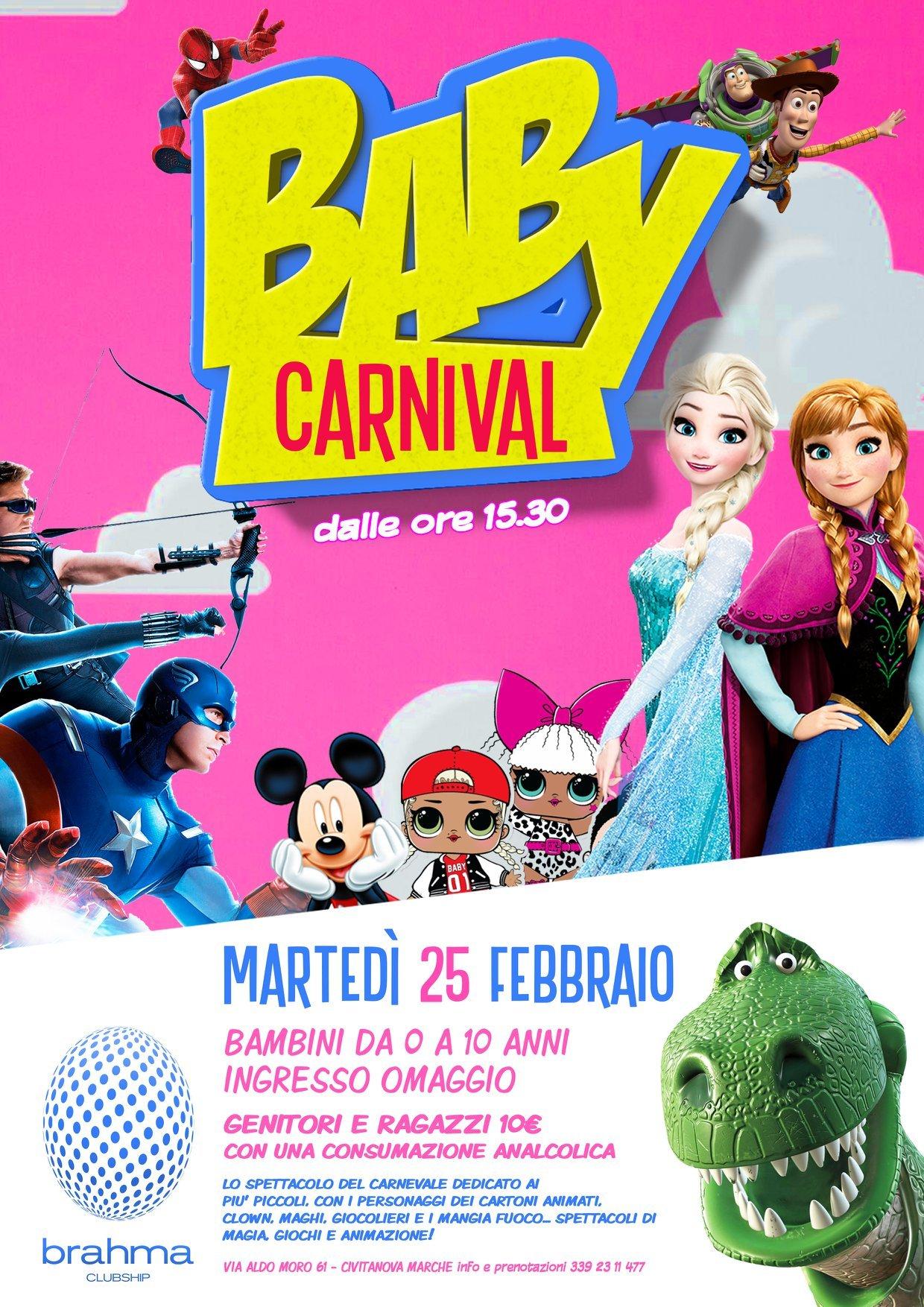 Baby Carnival Brahma Club