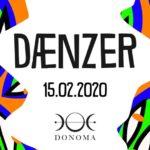 Dænzer guest Darius Syrossian Donoma Club Civitanova Marche