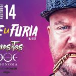 Donoma Civitanova Marche guest Jake La Furia