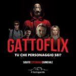 Carnevale 2020 discoteca Gattopardo