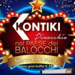 Carnevale 2020 Kontiki Club