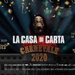 Carnevale 2020 Megà discoteca