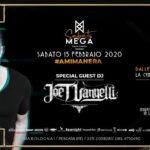 Joe T Vannelli Megà Disco Dinner Pescara
