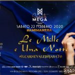 Il Carnevale di sabato Megà discoteca Pescara