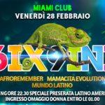 Miami Club Monsano evento post Carnevale