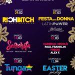 Pasqua 2020 Discoteca Miu