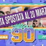 Numa Bologna Febbre a 90 Winter Tour