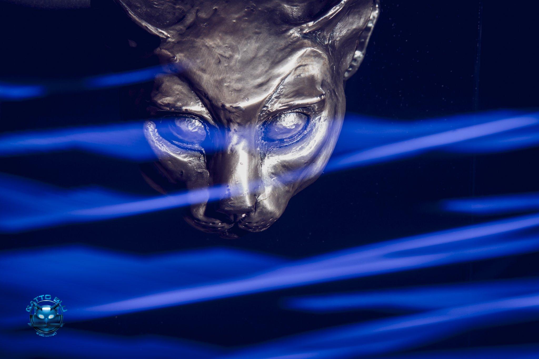 Gatto Blu Civitanova Marche discoteca ultimo Glitter di marzo