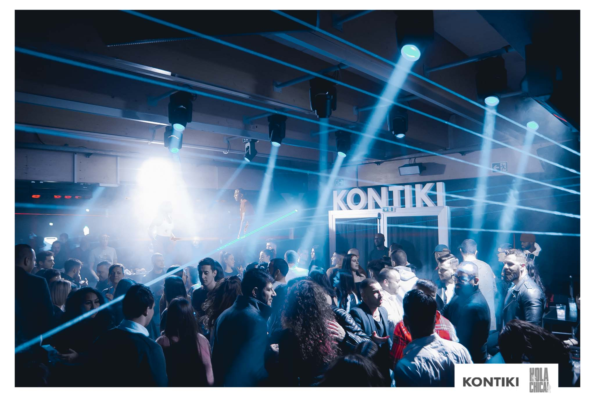 Kontiki Club primo Hola Chica di febbraio 2020