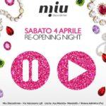 Reopening Party Miu Marotta