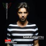 Samuele Sartini live streaming Facebook e Instagram Peter Pan Riccione