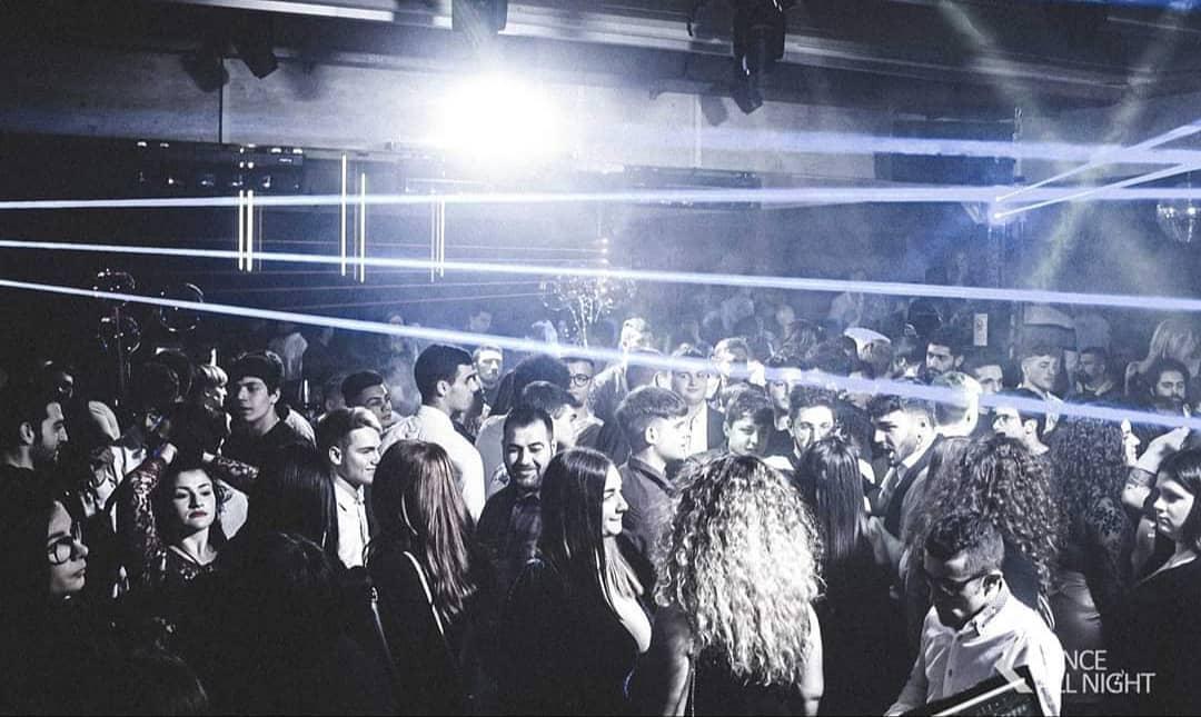 Dance All Night pre Pasqua Kontiki Club