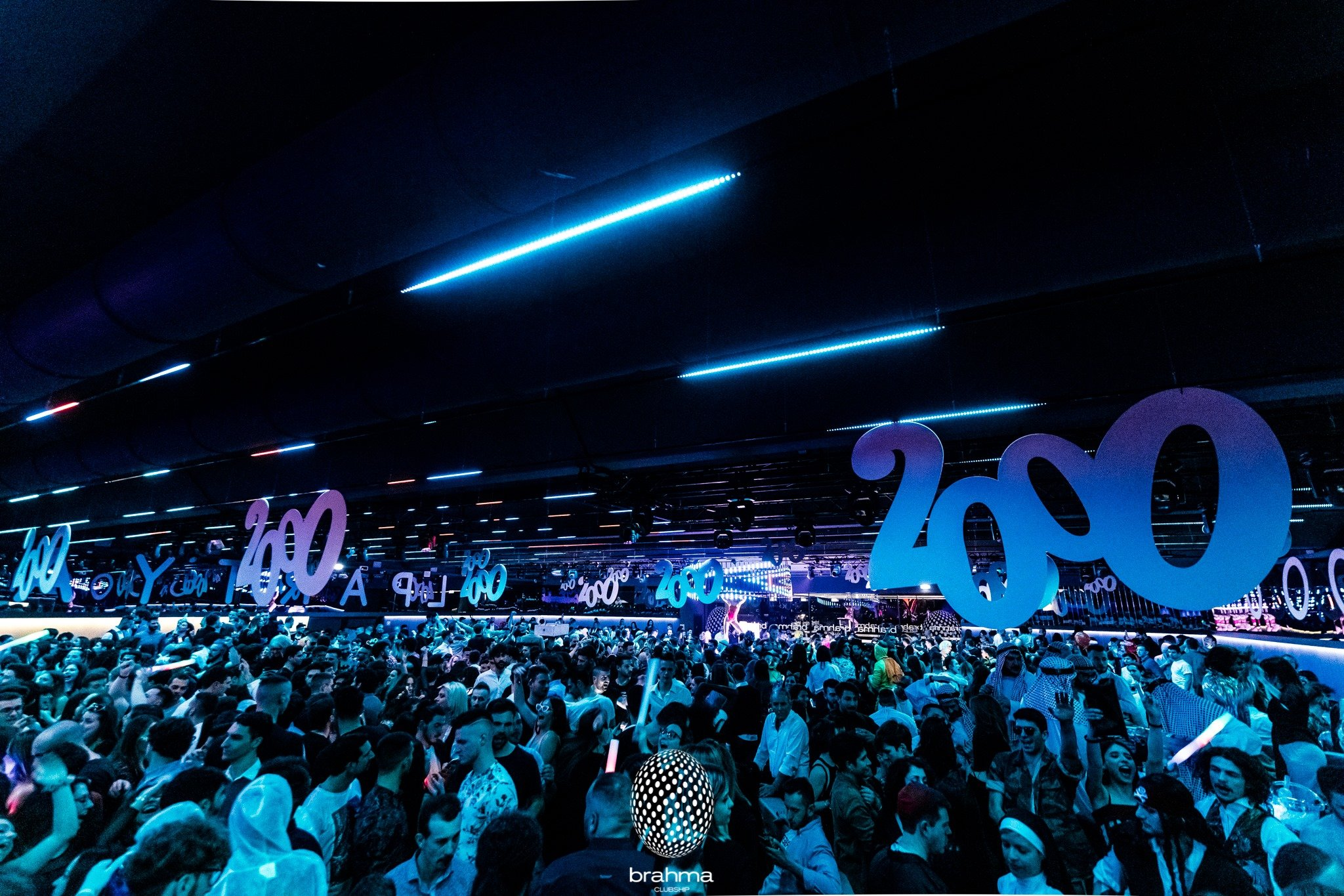 Icona 2000 Brahma Club