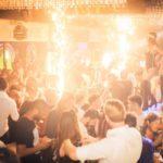 Il party dei Vip al Pineta Club di Milano Marittima