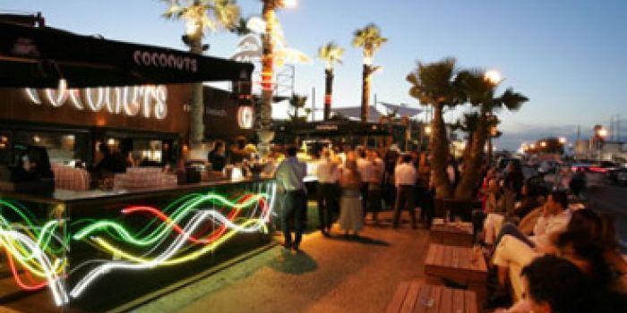 Coconuts discoteca Rimini, Paolino Zanetti e Mauro Catalini djs