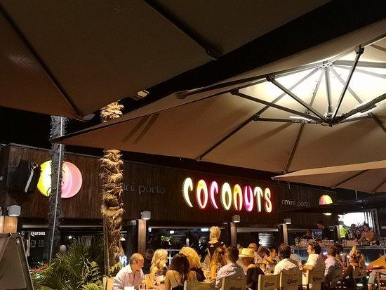 Coconuts discoteca, dj Paolino Zanetti