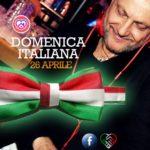 Domenica Italiana con dj Aldo Ascani by La Serra Civitanova