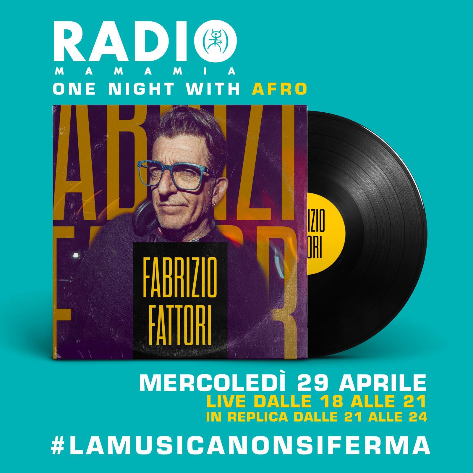 Radio Mamamia, Fabrizio Fattori