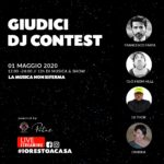 Dj contest Peter Pan Club Riccione live streaming