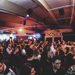 Evento post festa dei lavoratori al Kontiki Club