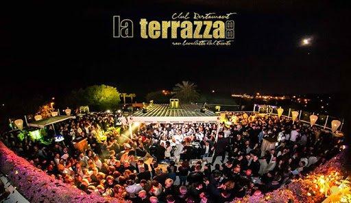 La Terrazza San Benedetto Del Tronto notte di Ferragosto 2020