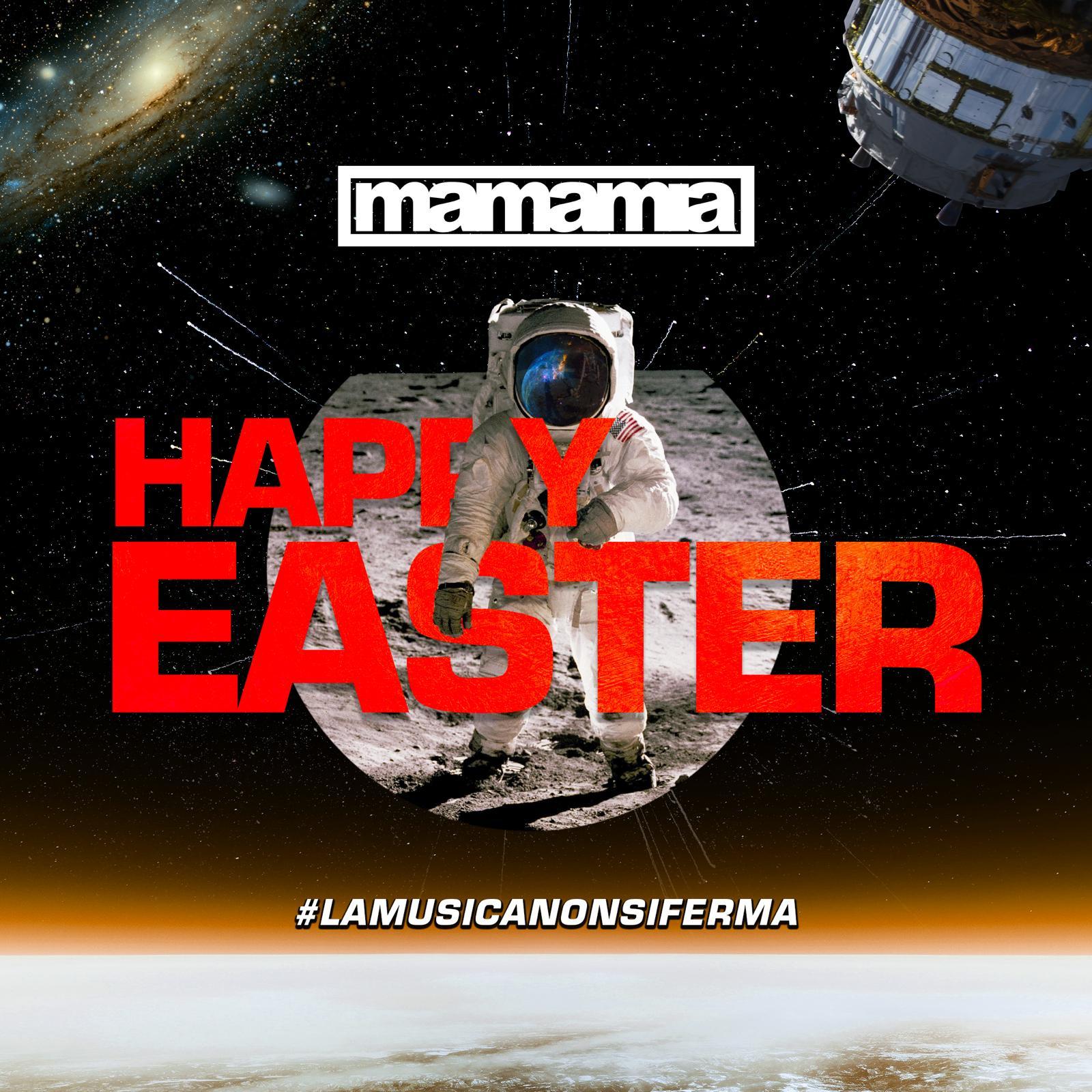 Happy Easter Mamamia