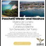 Marche estate 2020 pacchetti week end o vacanza
