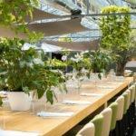 La Serra Ristorante Club Good Times post Pasqua 2020
