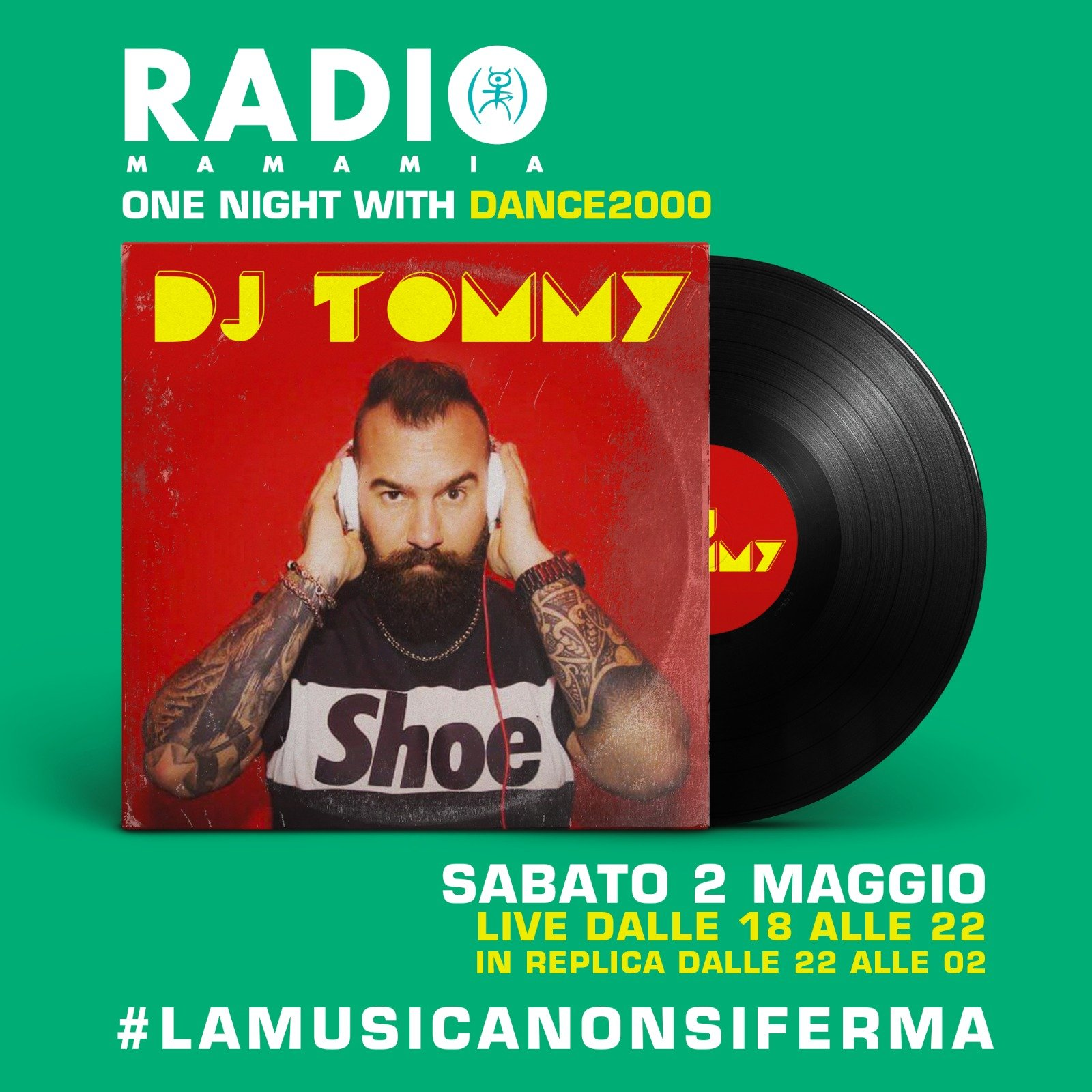 Tommy Dj Radio Mamamia