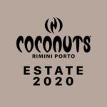 Coconuts Rimini, inaugurazione Venerdì Estate 2020