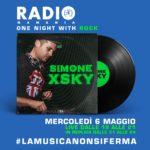 Radio Mamamia, Dj Simone Xsky
