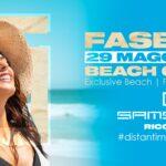 Inaugurazione fase uno Samsara Beach Riccione