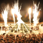 Notte Rosa 2020 alla discoteca Villa delle Rose di Misano