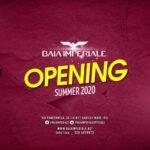 Inaugurazione giovedì estate 2020 alla discoteca Baia Imperiale