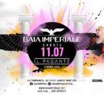 Discoteca Baia Imperiale, guest Il Pagante