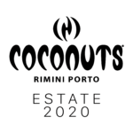 Coconuts Rimini, la seconda Domenica dell'Estate 2020