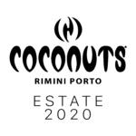 Coconuts Rimini, djs Danilo Rossini, Mauro Catalini, Romoletto e Rafael Nunez