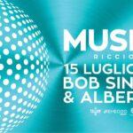Inaugurazione Musica Club Riccione con Bob Sinclar