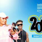 Icona 2000 alla Discoteca Shada