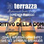 L'aperitivo Skacco Matto alla Discoteca La Terrazza di San Benedetto Del Tronto