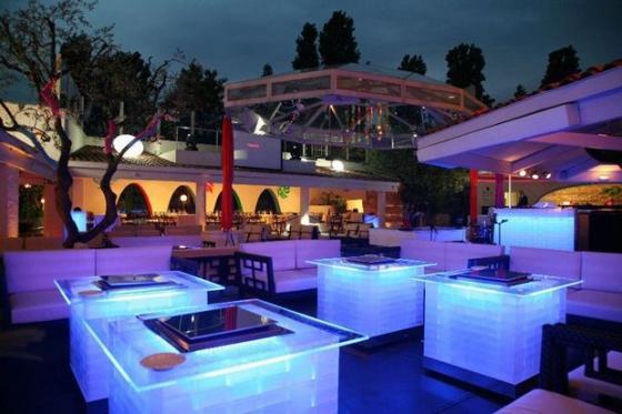 La notte dei turisti al Byblos Club di Riccione