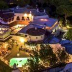 Byblos Club Riccione, la notte dei turisti