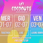 Coconuts Rimini, Sunday Night